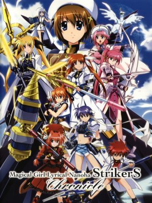 Mahou Shoujo Lyrical Nanoha StrikerS (Tempprada 3) - 26/26 HDLigero 60 MB SUB ESPAÑOL (MEGA)