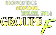 pronostic brazil groupe F