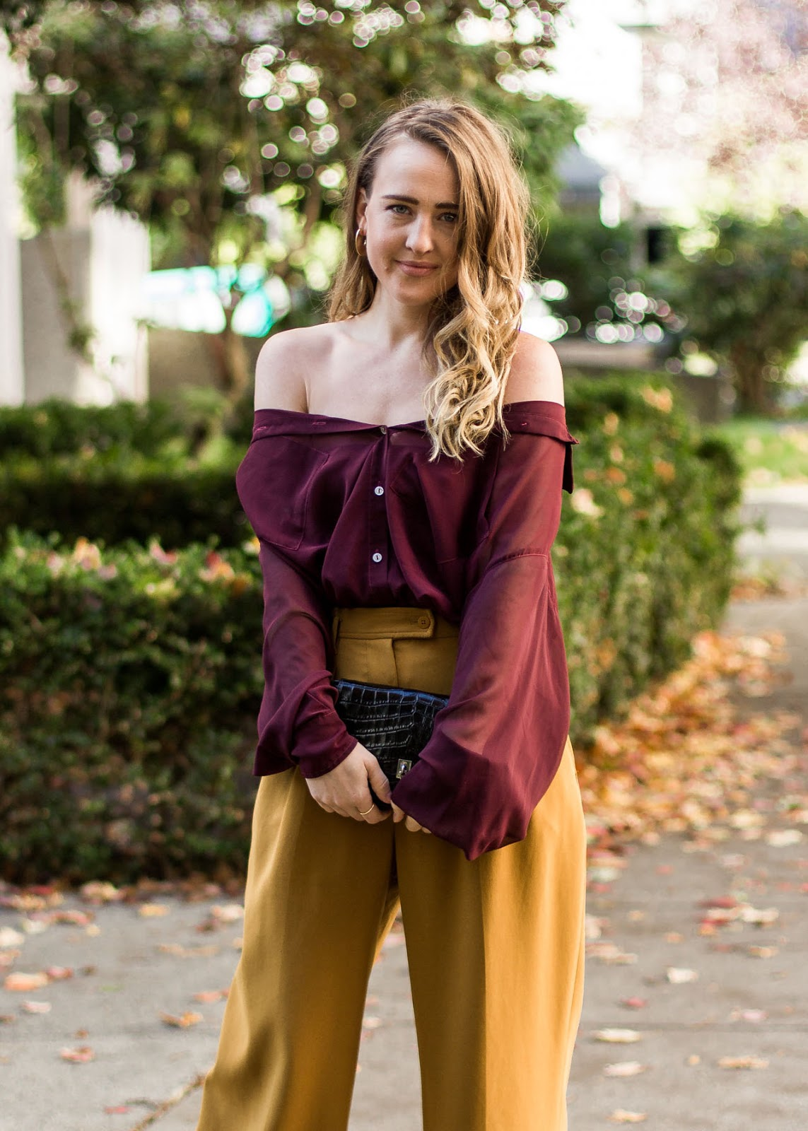 Fall Party look - Festive season - Vancouver Fashion Blogger - outfit - Aritzia
