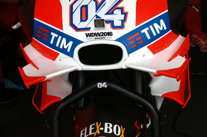 MotoGP : Menyusul Moto3 dan Moto2 . . penggunaan winglet di MotoGP akan dilarang mulai musim 2017 mendatang