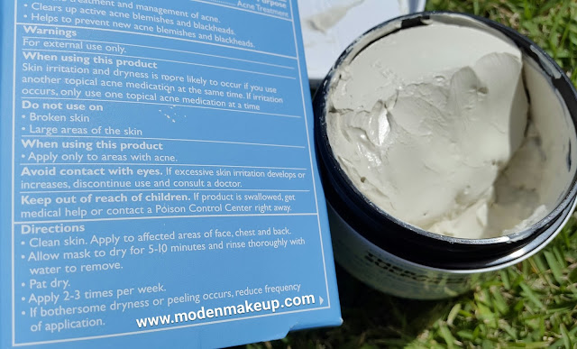 Peter Thomas Roth Therapeutic Sulfur Mask - www.modenmakeup.com