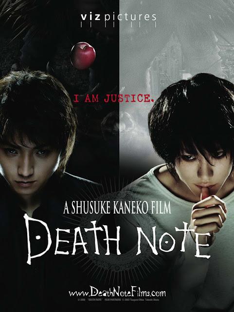 Sinopsis Death Note / Desu Noto / デスノート (2006) - Film Jepang