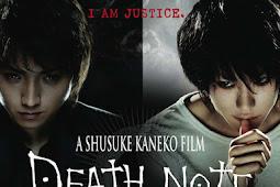 Death Note / Desu Noto / デスノート (2006) - Japanese Movie