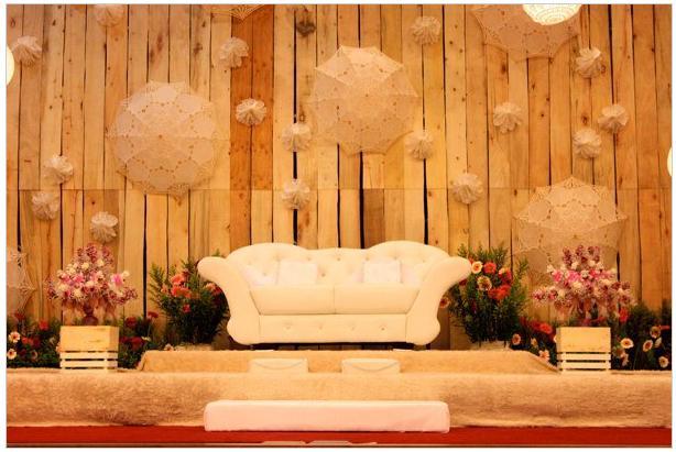 HaNis SaNia Berangan Kejap Dengan Projek Kahwin Rustic