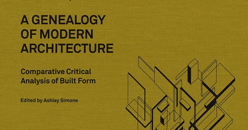 Modern Architecture A Critical History a daily dose of architecture: book review: a genealogy of modern