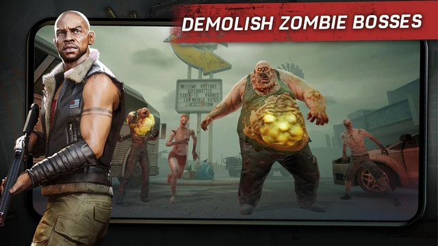 left to survive pvp zombie shooter altın hileli apk