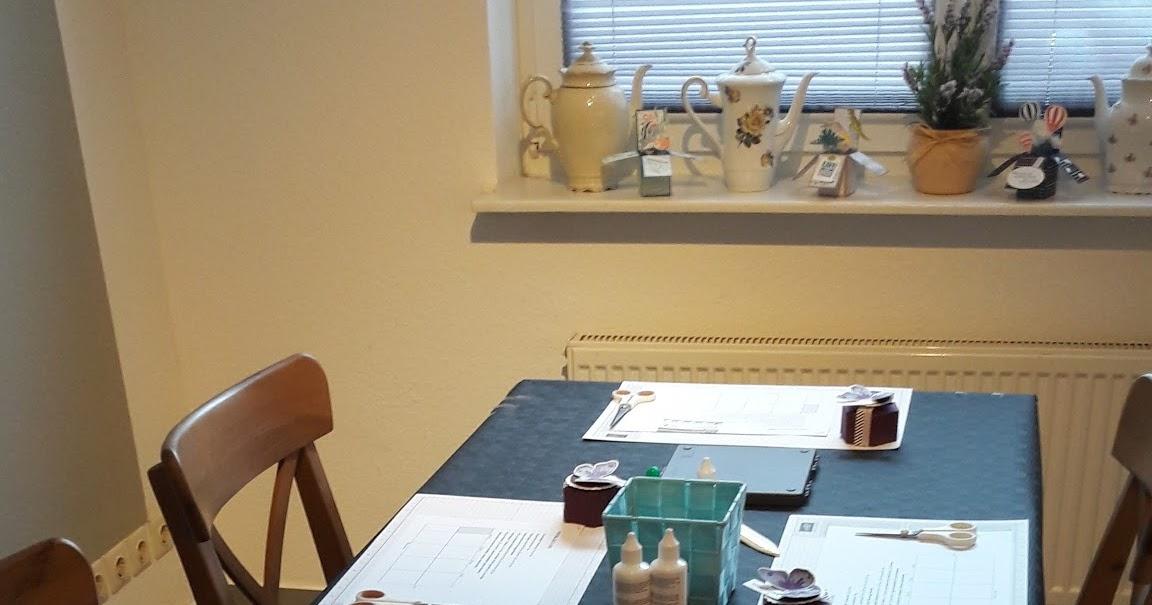 scrapbooking tati workshop gestern card in a box. Black Bedroom Furniture Sets. Home Design Ideas
