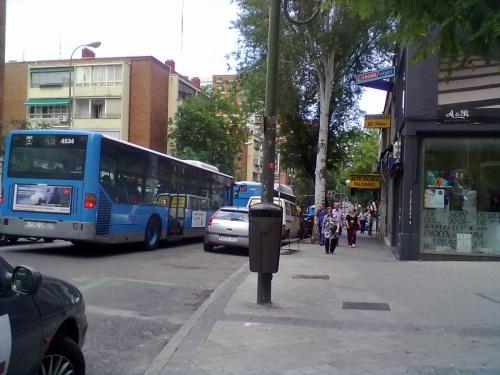 Suspensión durante el verano de los buses universitarios