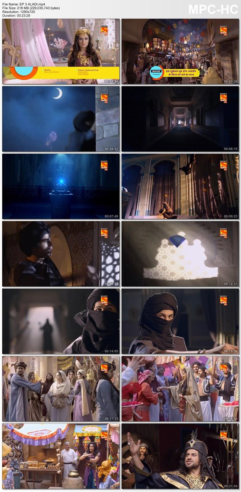aladdin download episode
