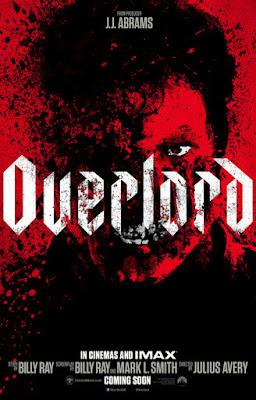 Overlord 2018 Eng 720p HDRip 850Mb ESub x264