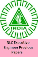 NLC Executive Engineer Previous Papers