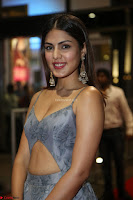 Rhea Chakraborty in a Sleeveless Deep neck Choli Dress Stunning Beauty at 64th Jio Filmfare Awards South ~  Exclusive 093.JPG
