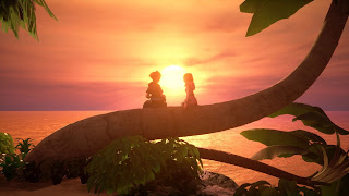 Kingdom Hearts 3 Xbox One Background