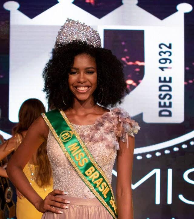 Adryelhe Peixoto, Miss Brasil 2018. Foto: Danilo Silva