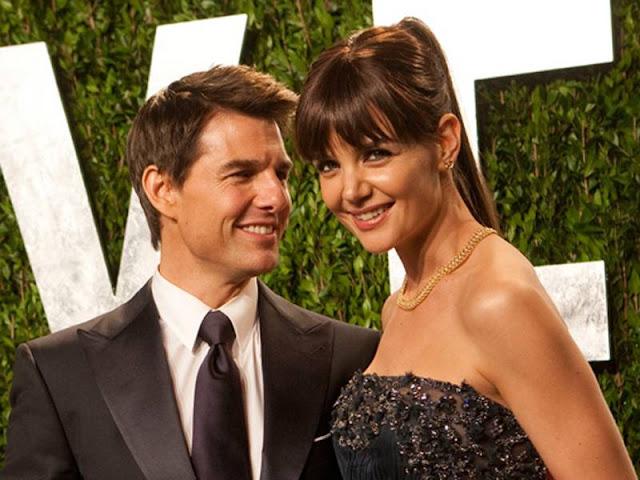 Tom Cruise- Katie Holmes