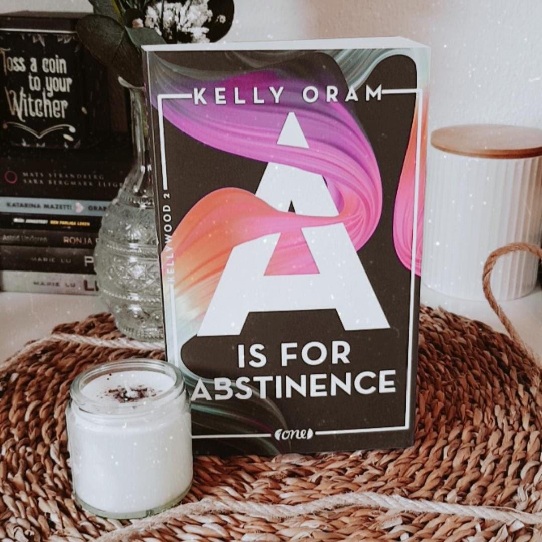 Bücherblog. Kooperation. ONE-Blogger. 2020. Unboxing - Part 3. A is for Abstinence von Kelly Oram