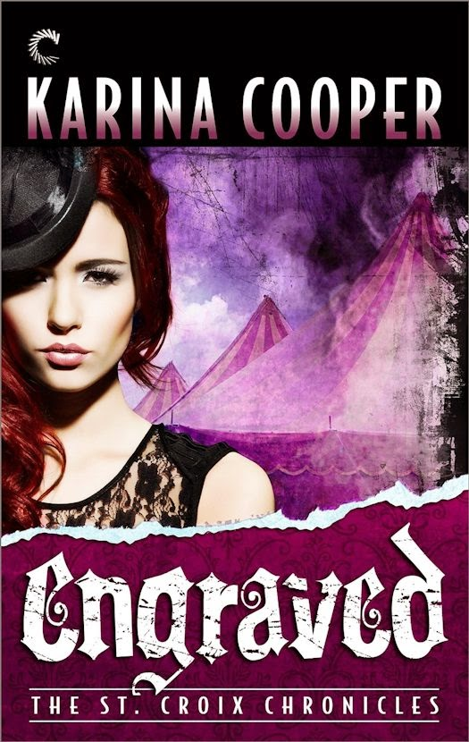 Review: Engraved by Karina Cooper
