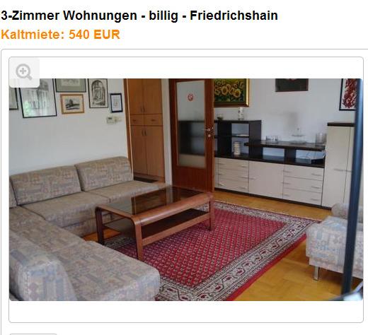 wohnungsbetrugblogspotcom alias Fatma Gnes 3Zimmer Wohnungen  billig  Friedrichshain