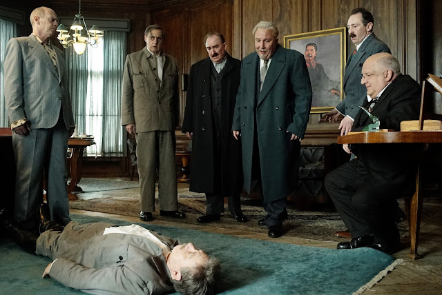 The Death of Stalin: Film Review