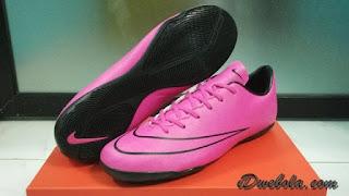 Sepatu Futsal Nike Vapor X Pink