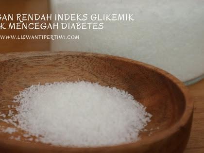 Bahan Pangan Rendah Indeks Glikemik untuk Mencegah Diabetes
