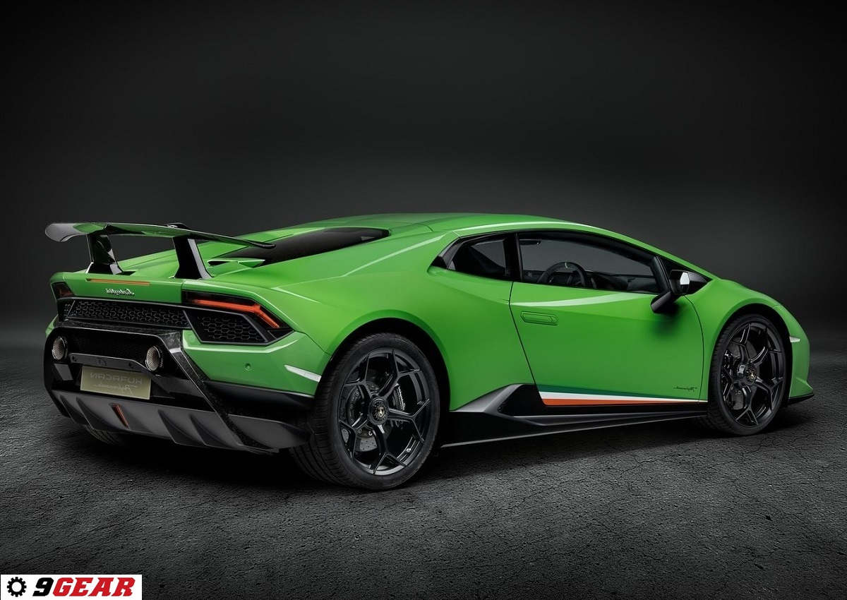 The New Lamborghini Hurac 225 N Performante 5 2l V10 640hp Car Reviews New Car Pictures For 2018