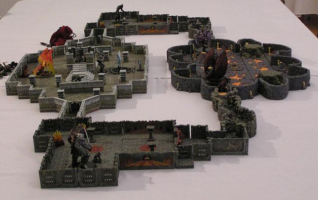 Amazing D Fantasy Diorama Tabletop Terrain Volomir Com