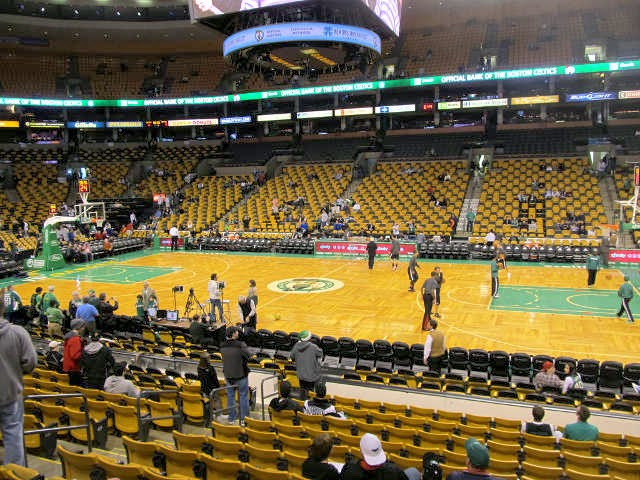 We Re Doing Another One Of Our Ticket Giveaways Mohegan Sun Is Hooking Celtics Life Followers Up With A Couple More Courtside Floor Seats