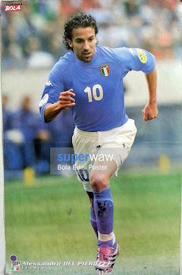 Poster Alessandro Del Piero (Italia)