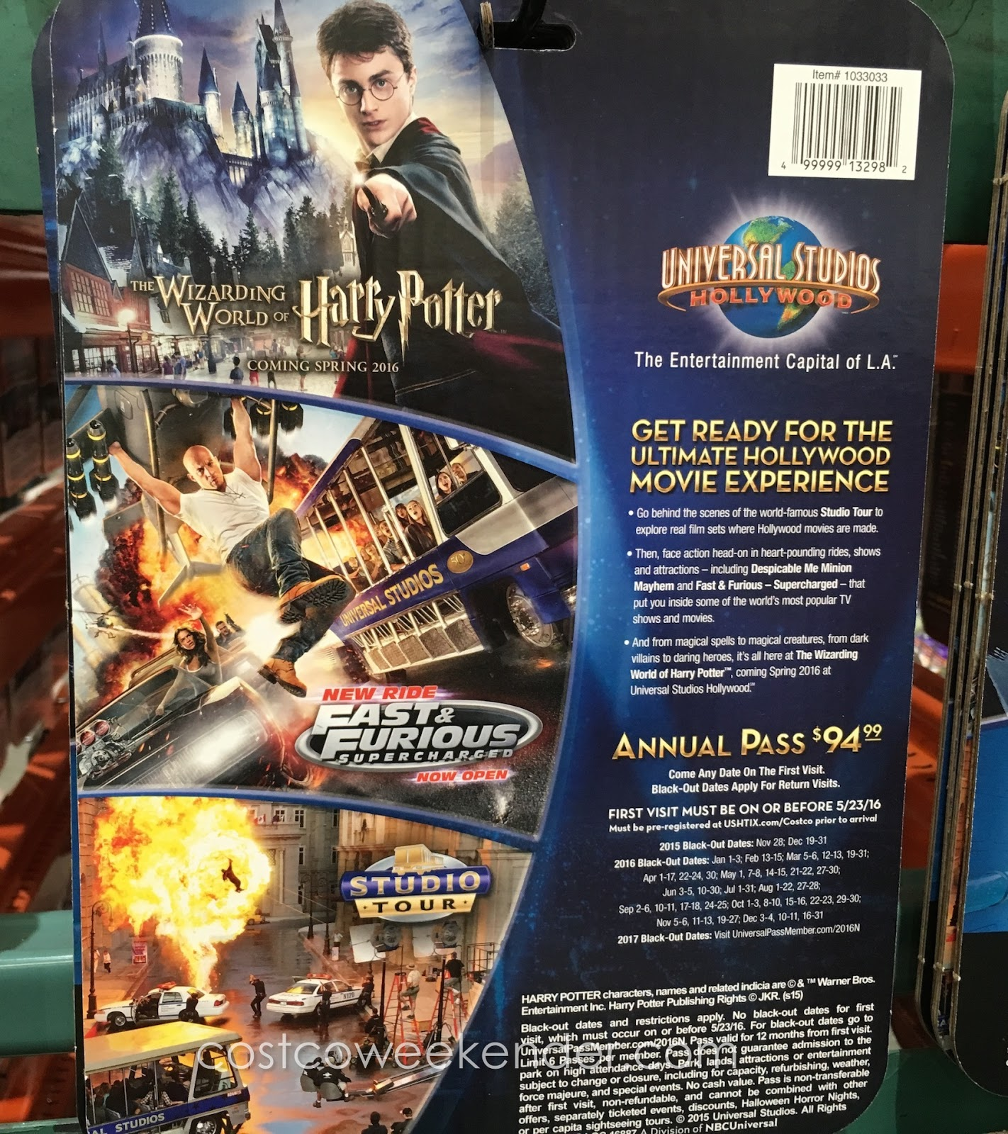 Aug 29,  · Dates of use first must costco ca help anyone know how much the universal studios annual like $ for regular pass, $ vip pass jan 9, in .