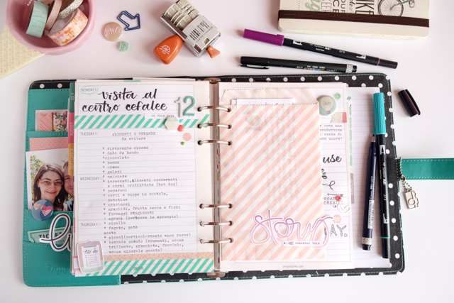 scrappin'planner by kushi settembre ottobre 2016 6| www.kkushi.com