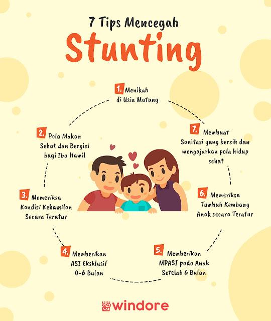 Jangan Bunting, Sebelum Kenal Stunting !