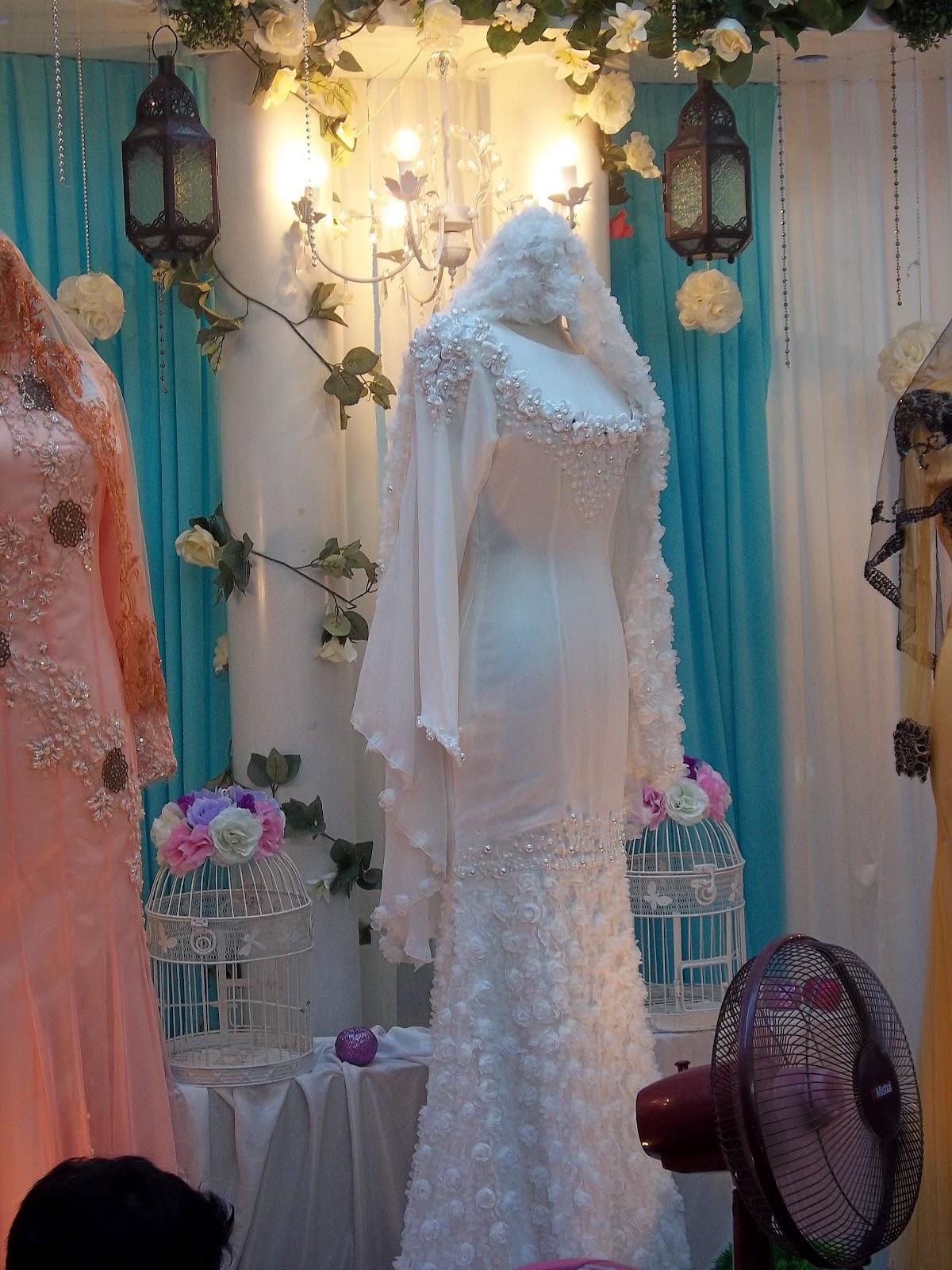 Baju Pengantin Muslimah   myideasbedroom.com