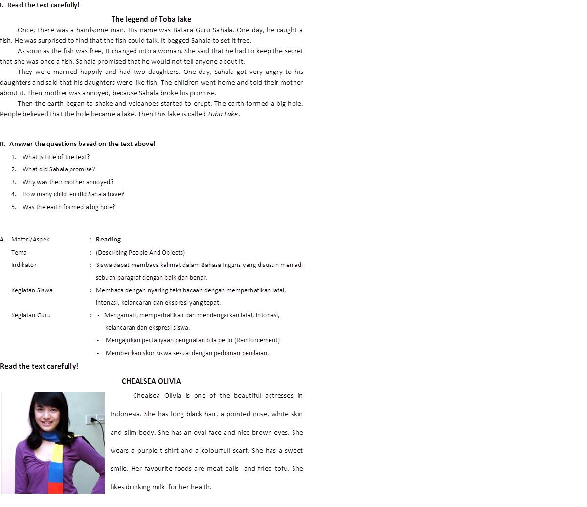 Soal Ipa Sd Kelas 6 Beserta Kunci Jawaban Soal English Sd Kelas 4 Soal Uts Bahasa Sunda Sd Kelas