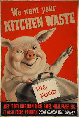 Kitchen Waste Pig Food