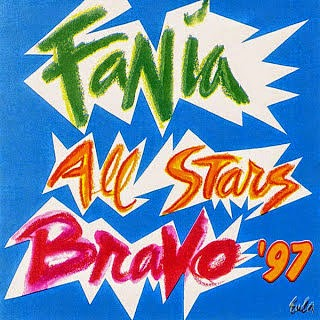 BRAVO '97 - FANIA ALL STARS (1997)