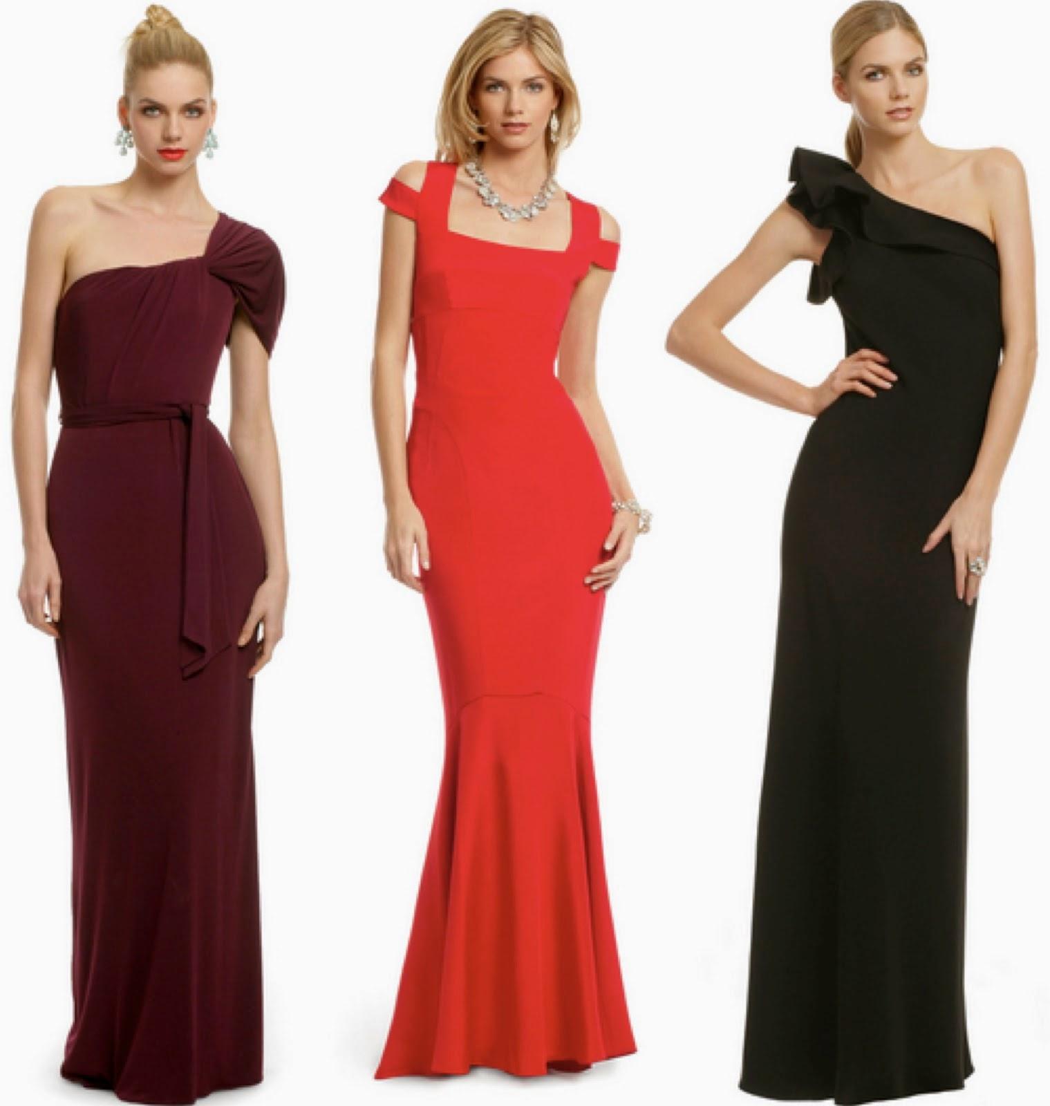 Clothing Trendy for Women: Black-Tie Dress Etiquette for Women
