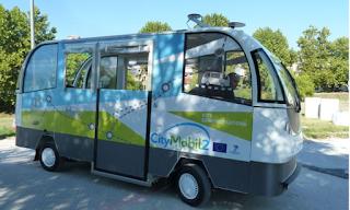 Τρίκαλα: Έρχονται τα λεωφορεία χωρίς οδηγό με εξελιγμένη τεχνολογία 5G