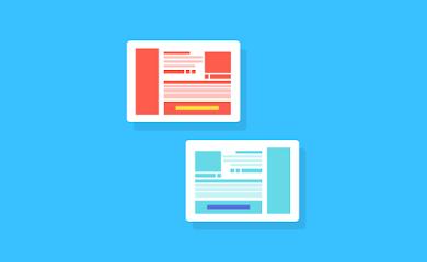 Menyembunyikan/Menampilkan Widget pada Halaman Tertentu di Blogger Terbaru