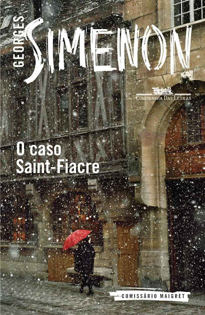 O caso Saint-Fiacre - Georges Simenon