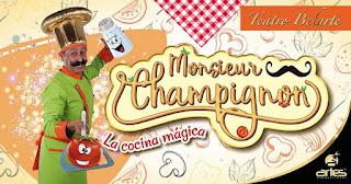 Monsieur Champignon: La cocina mágica 1