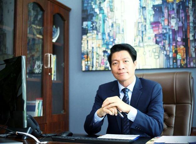 Ông Ngô Quang Phúc, Tổng giám đốc Phú Đông Group