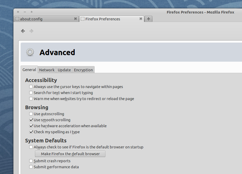 3 Hidden Features In Firefox 15 You May Want To Enable ~ Web
