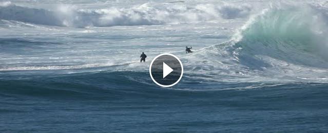 Secret Surf Session 13 03 2020