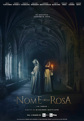 The Name Of The Rose 2019 Miniseries Poster 3