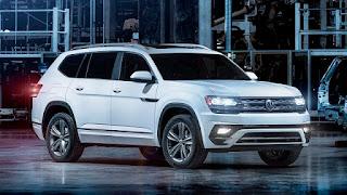 2018 VW Atlas R-Line: Prix, Date de la livraison