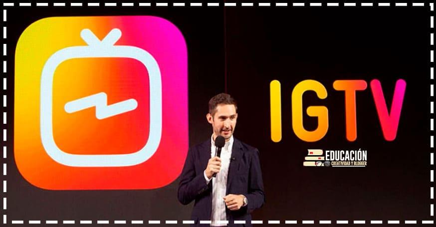 Con IGTV puedes compartir videos de una hora.