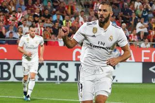 ملخص واهداف مباراة ريال مدريد وجيرونا Girona vs Real Madrid 1-4 Highlights اليوم 27- 8 -2018