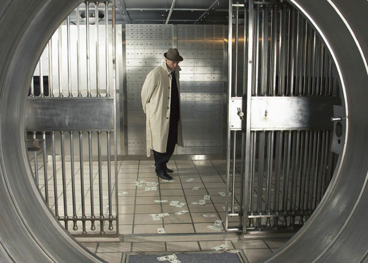 Can you empty the Bank Vault? - Mobil6000