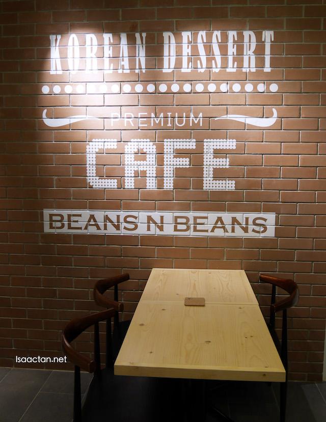 Beans N Beans Korean Dessert @ Damansara Uptown, Petaling Jaya